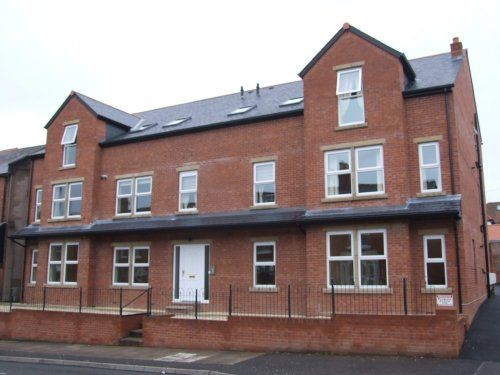 2 bed flat to rent in Nelson Court, Nelson Street, Carlisle CA2