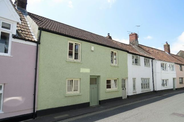 Thumbnail Terraced house for sale in West Street, Axbridge