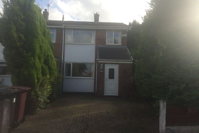 Thumbnail Semi-detached house to rent in Philips Avenue, Farnworth, Bolton