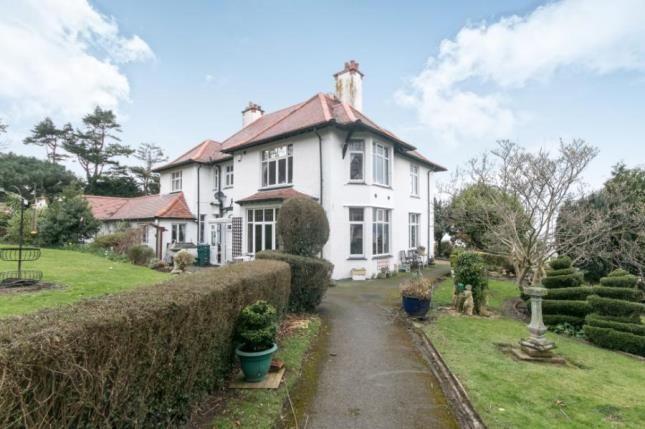 Thumbnail Detached house for sale in Treforris Road, Dwygyfylchi, Penmaenmawr, Conwy