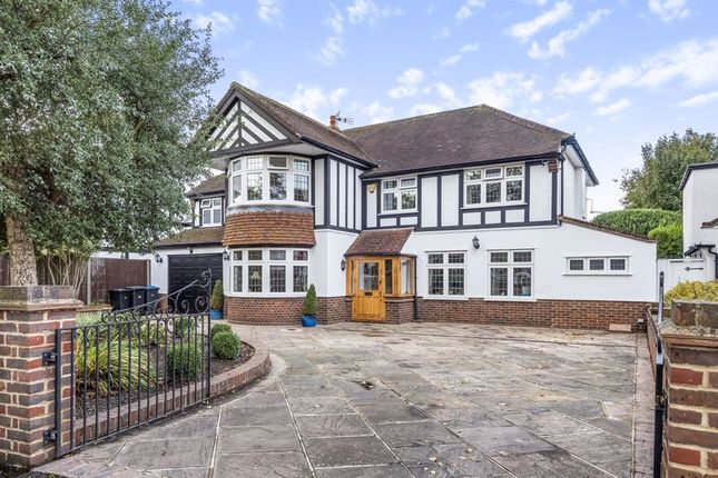Thumbnail Detached house for sale in Green Lane, Purley