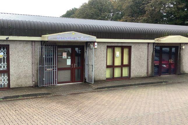 Thumbnail Office for sale in Yelverton Business Park, Stoke Hill Lane, Yelverton