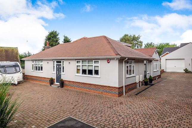 Thumbnail Bungalow for sale in Derby Road, Eastwood, Nottingham