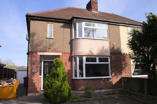 3 bed semi-detached house to rent in Lawn Avenue, Great Yarmouth NR30