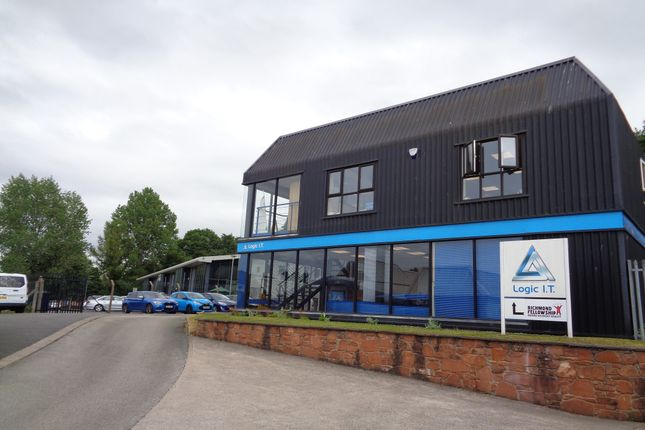 Thumbnail Office for sale in Logic House, Allenbrook Road, Rosehill, Carlisle