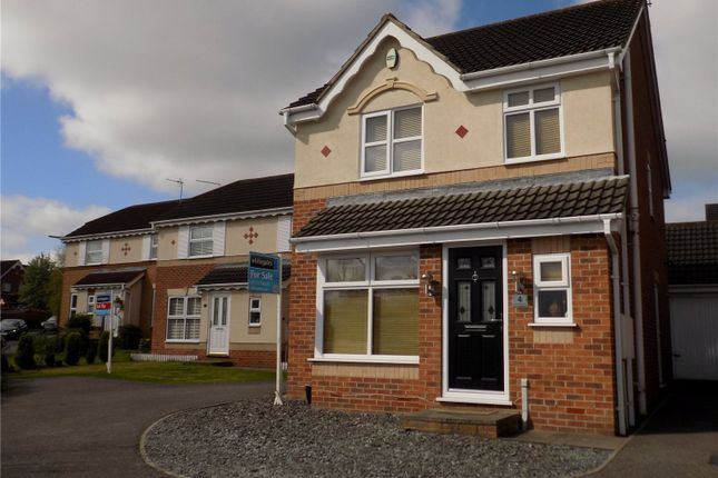 Thumbnail Detached house for sale in Kirkstone Avenue, Heanor, Derbyshire