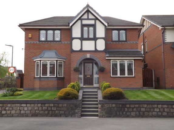 Thumbnail Detached house for sale in Coe Lane, Tarleton, Preston, Lancashire