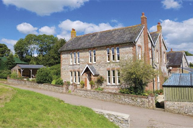 Thumbnail Equestrian property for sale in Cotleigh, Honiton, Devon