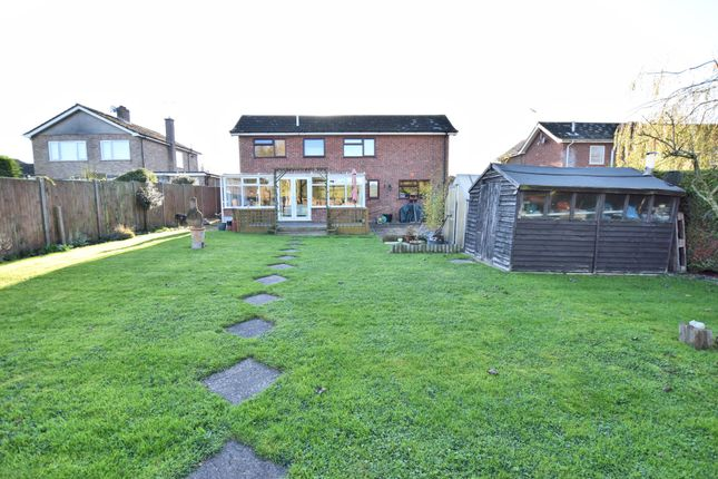 Thumbnail Property for sale in Swaffham Road, Watton, Thetford