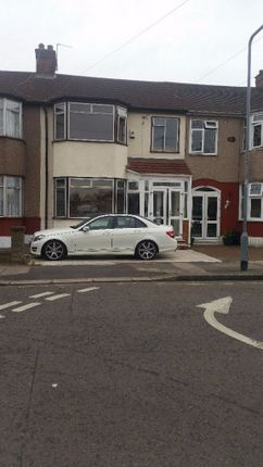 Thumbnail Terraced house to rent in Stains Road, Ilford