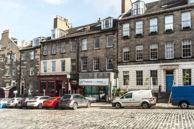 Thumbnail Flat for sale in Thistle Street Lane North West, Edinburgh