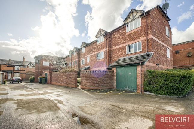 Thumbnail Flat for sale in Cornwall Place, Leamington Spa
