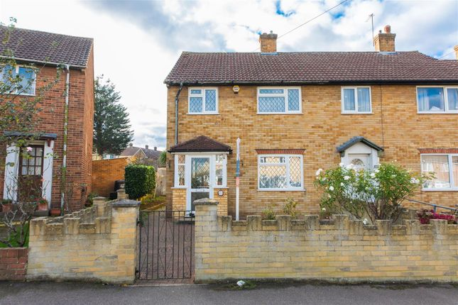 Thumbnail End terrace house for sale in Kirby Road, Dartford