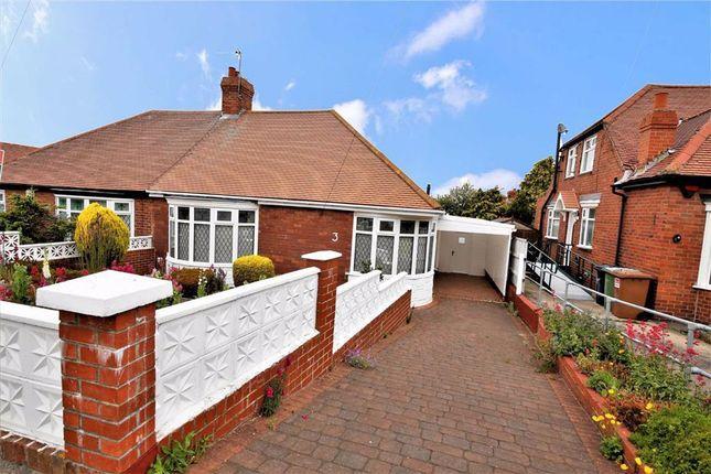 Thumbnail Semi-detached bungalow for sale in Heatherlea Gardens, Barnes, Sunderland