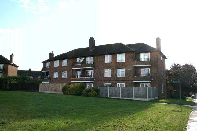 Thumbnail Flat to rent in Kings Lynn Drive, Harold Hill, Romford