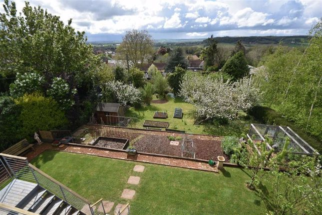 Thumbnail Detached house for sale in Bank Crescent, Ledbury, Herefordshire
