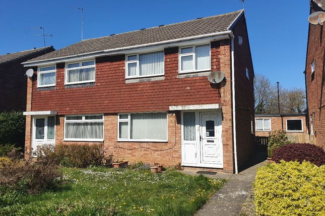 3 bed semi-detached house for sale in Ascot Court, Newcastle Upon Tyne NE3