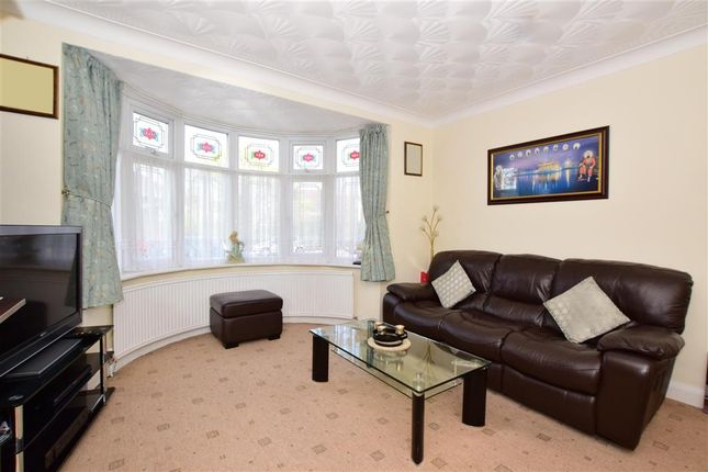 Thumbnail Terraced house for sale in South Park Drive, Ilford, Essex