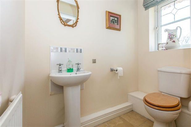 Downstairs WC of Johns Wood Close, Chorley PR7