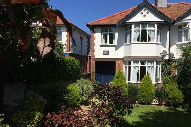 3 bed semi-detached house for sale in Rheidol Road, Aberystwyth, Ceredigion