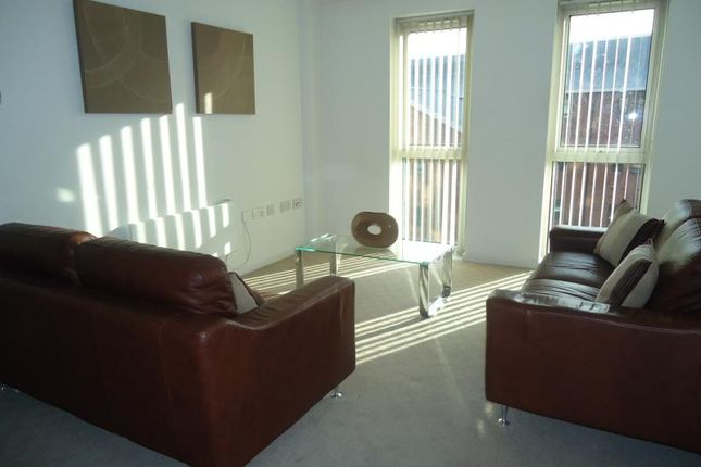 Thumbnail Flat for sale in Trinity One, East Street, Leeds