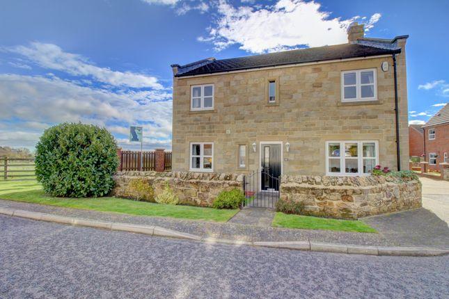 Thumbnail Detached house for sale in High Town, Longframlington, Morpeth