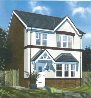 Thumbnail Semi-detached house for sale in Mayfield Parl, Saltney