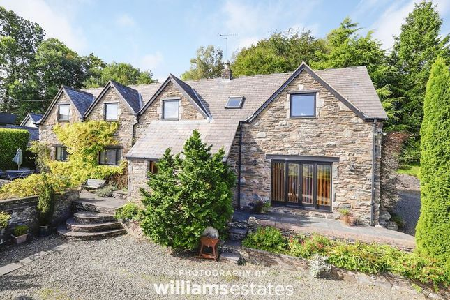 Thumbnail Detached house for sale in Clawddnewydd, Ruthin