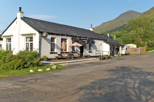 Thumbnail Leisure/hospitality for sale in Ben More Lodge Hotel, Crainlarich, Perthshire