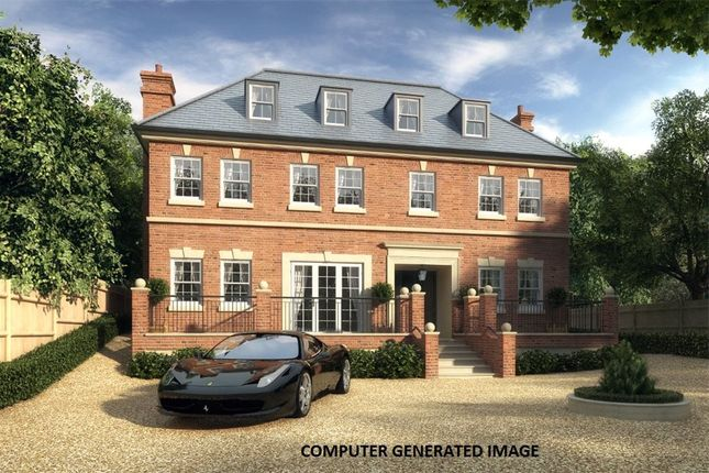 4 bed detached house for sale in Church Hill, Wimbledon