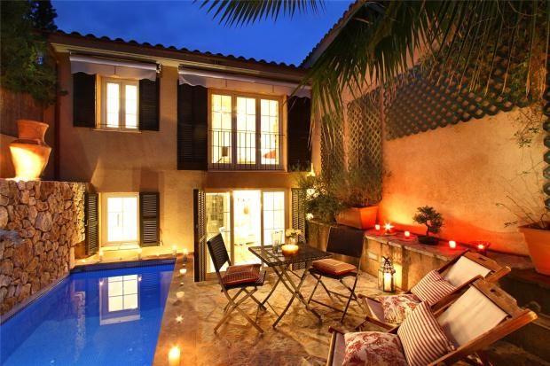 3 bed town house for sale in Townhouse, Pollensa, Mallorca, Spain