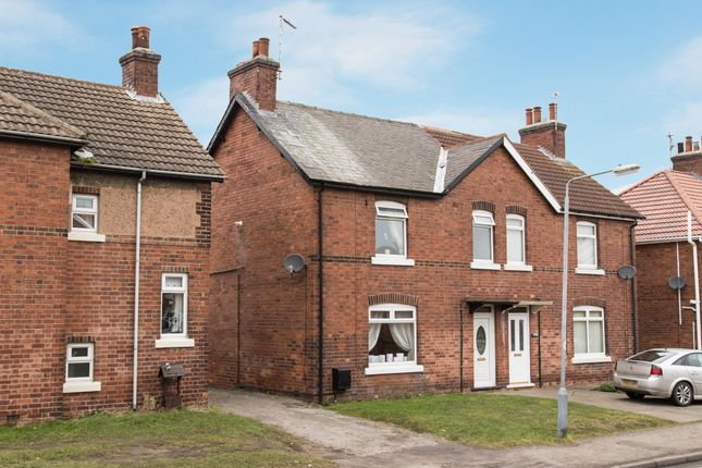 Thumbnail Semi-detached house for sale in Whinney Lane, New Ollerton