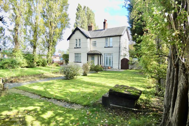 Thumbnail Detached house for sale in Meeting Lane, Penketh, Warrington