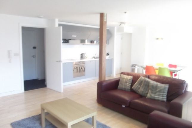 Thumbnail Flat to rent in Turbine Hall, Coventry
