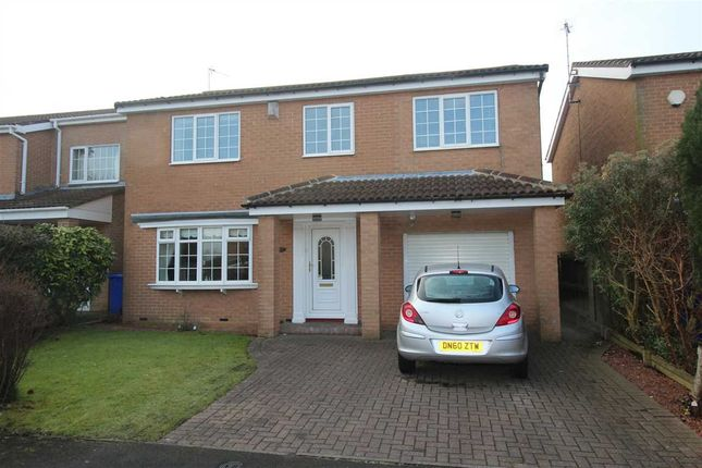 Detached house for sale in Yarmouth Drive, Westwood Grange, Cramlington