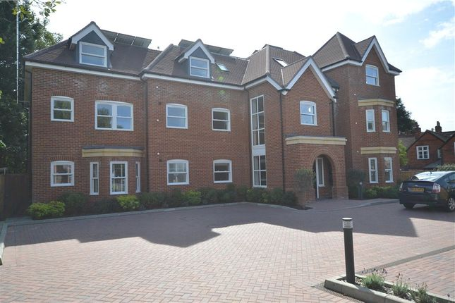 Thumbnail Flat for sale in Middle Gordon Road, Camberley, Surrey