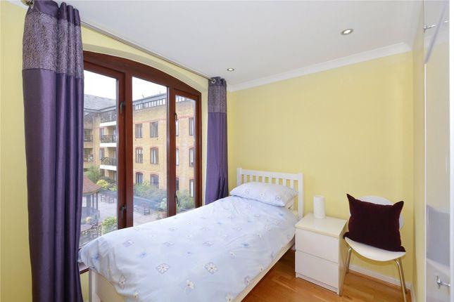 Bedroom Three of Hermitage Court, Knighten Street, London E1W