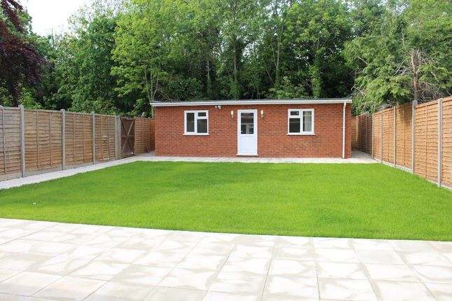 Rear Garden of The Vale, Heston TW5