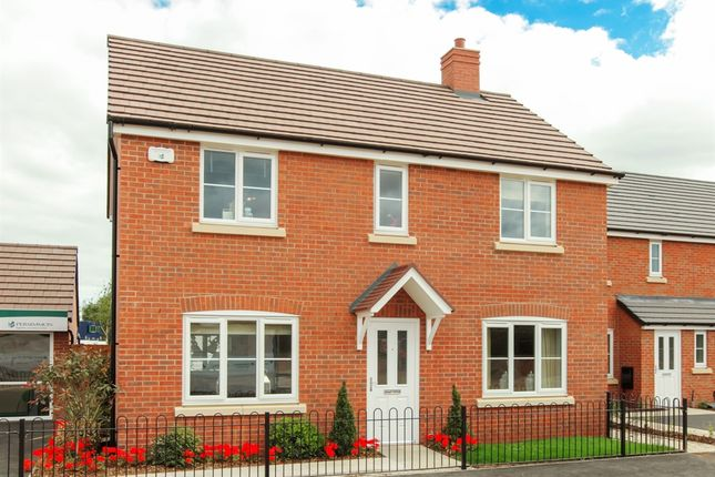 "Thumbnail Detached house for sale in ""The Chedworth"" at Newland Lane, Newland, Droitwich"