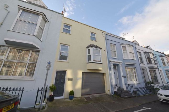 4 bed terraced house for sale in Stratton House, Picton Road, Tenby, Dyfed SA70