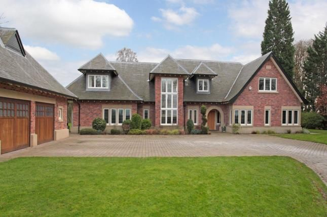 6 bed property for sale in Chelford Road, Alderley Edge, Cheshire