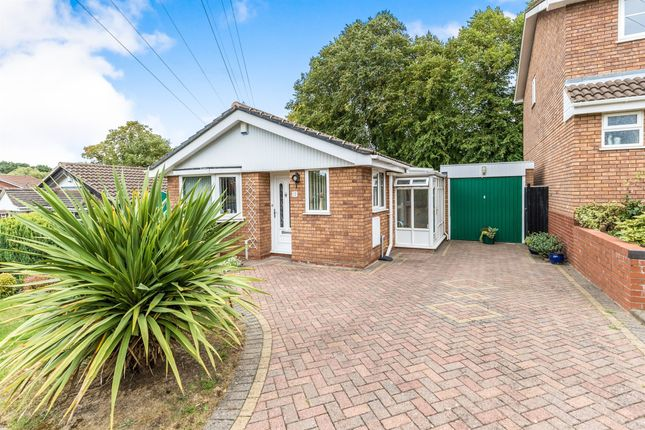 Thumbnail Detached bungalow for sale in Stableford Close, Birmingham
