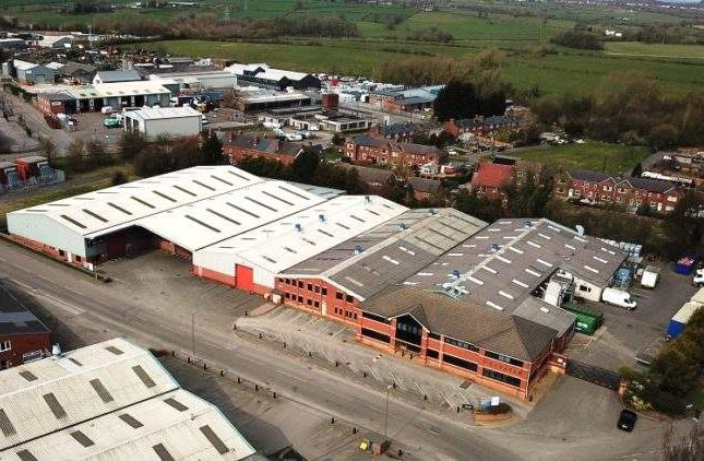 Thumbnail Light industrial for sale in Salcombe Road, Meadow Lane, Somercotes