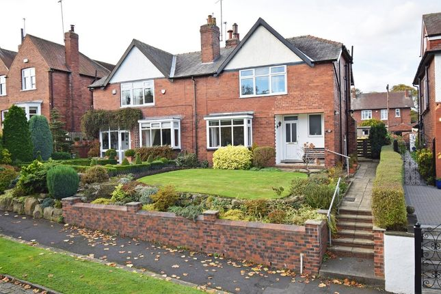 Thumbnail Semi-detached house for sale in Sandal Avenue, Sandal, Wakefield