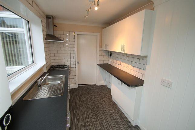 Kitchen of Frederick Avenue, Penkhull, Stoke-On-Trent ST4