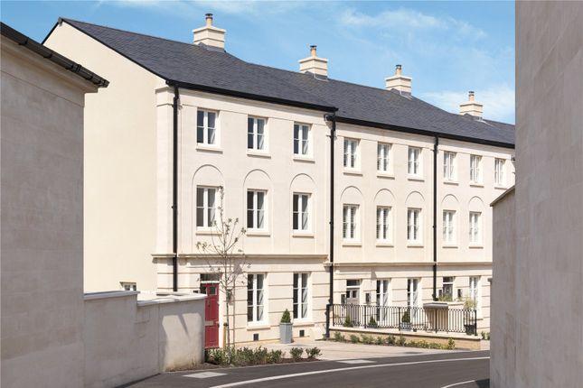 Thumbnail Terraced house for sale in Plot 89, Holburne Park, Warminster Road, Bath