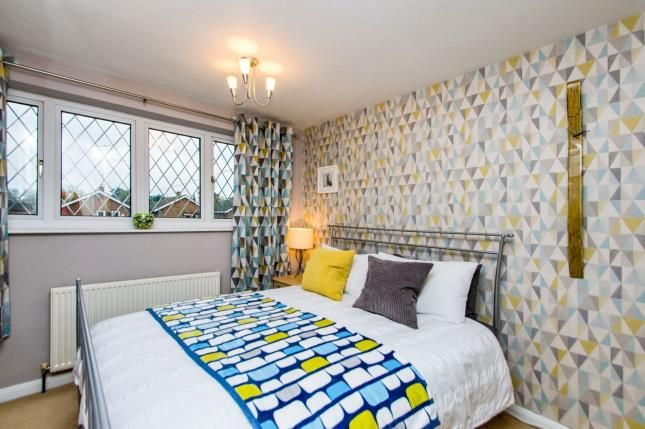 Bedroom Two of Cordwell Close, Castle Donington, Derby, Leicestershire DE74