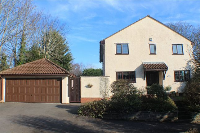Thumbnail Detached house for sale in Congresbury, North Somerset
