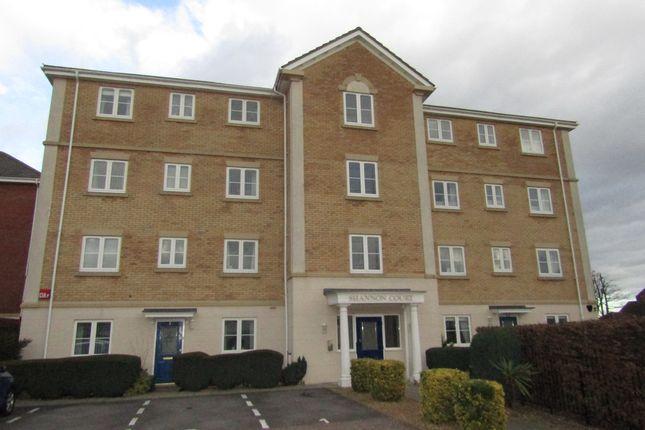Thumbnail Flat to rent in Hayling Close, Gosport
