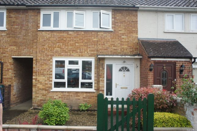 Thumbnail Terraced house to rent in Romsey Close, Langley, Slough